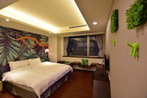 Ruocing Hot Spring Hotel - Jiaoxi