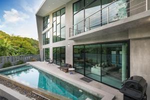 obrázek - Luxury 3 Bedroom Pool Villa Angle