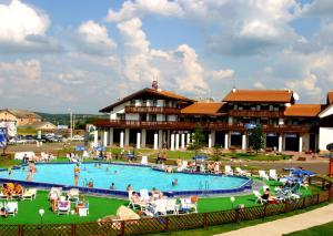 Sport Park Volen - Accommodation - Yakhroma