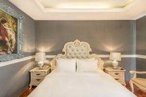 A&EM 280 Le Thanh Ton Hotel & Spa, Hotely  Hočiminovo Mesto - big - 31