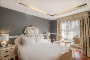 A&EM 280 Le Thanh Ton Hotel & Spa, Hotely  Hočiminovo Mesto - big - 32