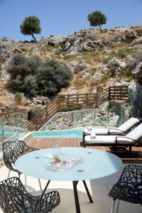 Lindos Blu Luxury Hotel-Adults only, Hotels  Lindos - big - 31