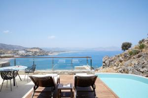 Lindos Blu Luxury Hotel-Adults only, Hotels  Lindos - big - 73