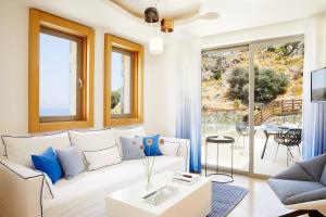 Lindos Blu Luxury Hotel-Adults only, Hotels  Lindos - big - 57