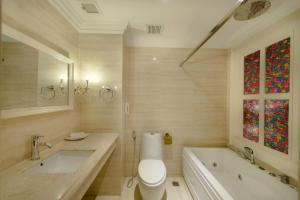 A&EM 280 Le Thanh Ton Hotel & Spa, Hotely  Hočiminovo Mesto - big - 40