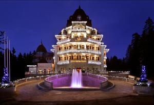 Festa Winter Palace Hotel & SPA, Hotels - Borovets