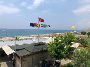 Konak Seaside Resort, Apartmanok  Alanya - big - 111