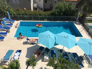 Hotel Bavaria - First Library Hotel, Hotels  Trogir - big - 86