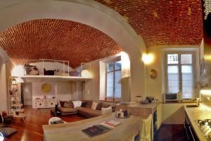 Loft Nel Cuore Liberty Di Torino - AbcAlberghi.com