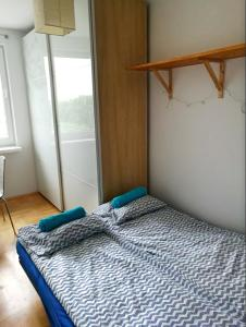 Cosy apartment near Cracow city center with amazing balcony view