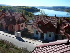Vila Vyhlídka Lipno - Český Krumlov