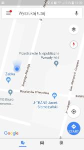 apartament Św. Mikołaja