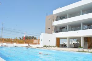 Hotel Balistra, Hotel - Ica