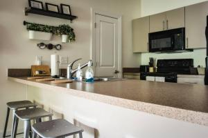 COMFY 2BR APT IN ARTS & ENTERTAINMENT DISTRICT, Apartmány  Charlotte - big - 27