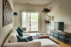 COMFY 2BR APT IN ARTS & ENTERTAINMENT DISTRICT, Apartmány  Charlotte - big - 16