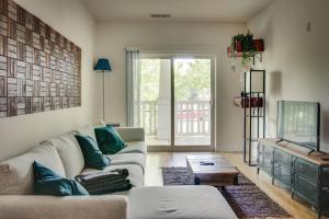 COMFY 2BR APT IN ARTS & ENTERTAINMENT DISTRICT, Apartmány  Charlotte - big - 18