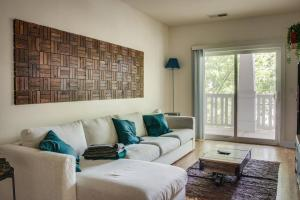 COMFY 2BR APT IN ARTS & ENTERTAINMENT DISTRICT, Apartmány  Charlotte - big - 4