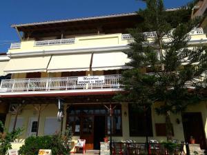 Hostels e Albergues - Marialena Pension