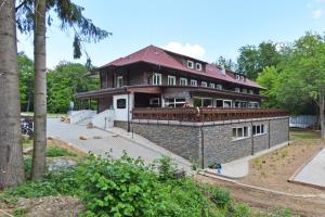 Pensiune Chata pod Ostrým vrchom Soblahov Slovacia