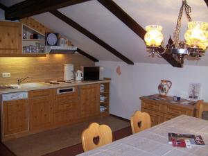 Gästehaus Rachelblick, Apartmanok  Frauenau - big - 42