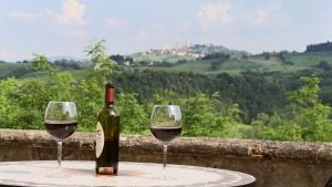 The Best View San Gimignano Apartments - AbcAlberghi.com