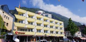 Hotel Bernerhof - Interlaken