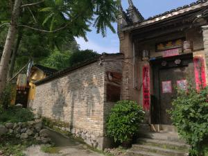 Yangshuo Loong Old House, Загородные дома  Яншо - big - 1