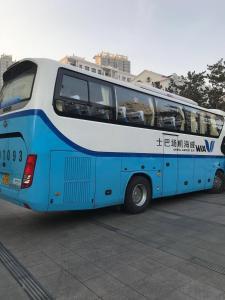 WeiHai Emily Seaview Holiday Apartment International Bathing Beach, Ferienwohnungen  Weihai - big - 46