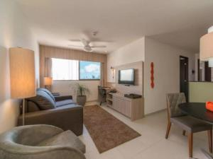 obrázek - NOB1804 Excelente Flat em Boa Viagem com 2 quartos