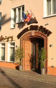 Altstadt Hotel zur Post Stralsund, Отели  Штральзунд - big - 23