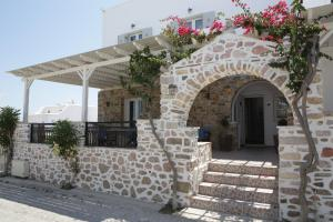 Asteras Antiparos Greece