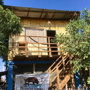 Hostal Puerto Engabao Surf Shelter, Hostely  Engabao - big - 45