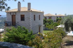Villas Panorama Apolpaina Lefkas - Ligia