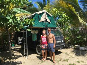 Hostal Puerto Engabao Surf Shelter, Hostely  Engabao - big - 23