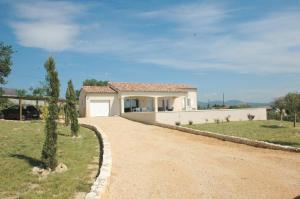 Holiday rental with pool Gard Southern France