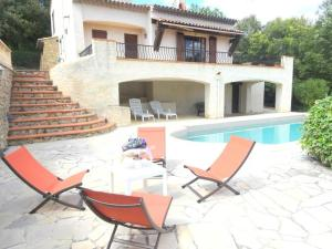 Nice holliday villa in a private area of the Haut Var