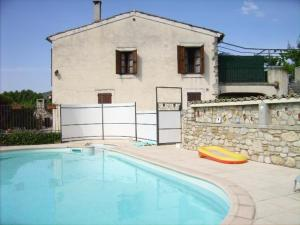 Holiday rental with fenced pool Alpes de hautes provence