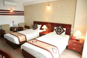 Golden Land Hotel, Hotels  Hanoi - big - 15