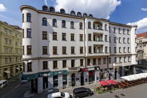 3 hviezdičkový penzión Penzion Dvořákova Brno Česko