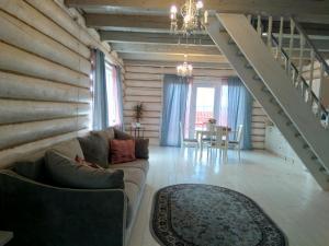 House on the, Guest houses  Ostashkov - big - 12