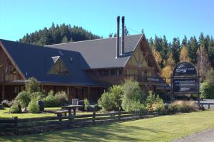 Mt Lyford Lodge - Hotel - Mount Lyford