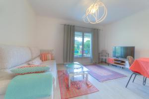 1BR modern and cosy, terrace and calm - CONGRESS/BEACHES- By IMMOGROOM