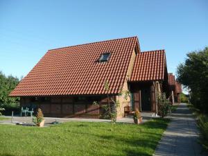 Ferienhaus Hanse im Feriendorf Alt - Bassenfleth