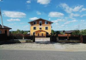 Гостиницы Веськово