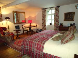 Standard Double or Twin Room B&B Rose Court