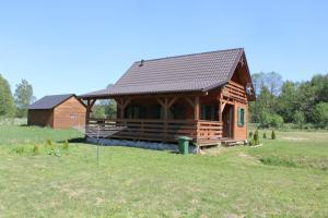 Kaszuby Dom w Żebrowie