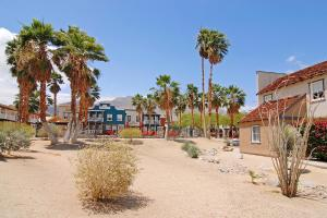 Palm Canyon Hotel and RV Resort, Resorts  Borrego Springs - big - 47