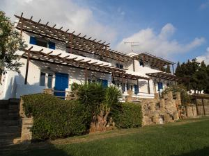 Hostels e Albergues - Meltemi Tinos