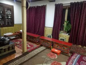 Tsashung Homestay,Hunder Nubra,Leh Ladakh, Проживание в семье  Лех - big - 11