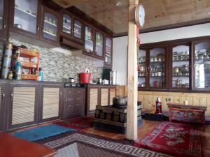 Tsashung Homestay,Hunder Nubra,Leh Ladakh, Magánszobák  Leh - big - 13